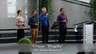 """FECG Lahr - Gruppe """"Hingabe"""" - """"Wir lieben Menschen"""""""