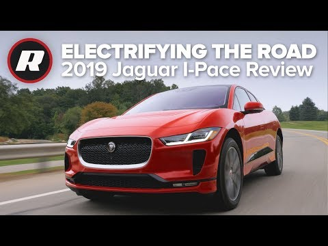 2019 Jaguar I-Pace: Electrified and feeling fine