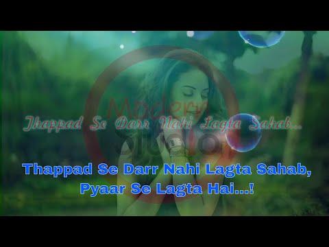 Whatsapp Status Videos   Thappad Se Darr Nahi Lagta Sahab  Salman Khan   Sonakshi Sinha