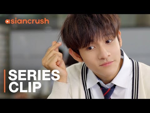 When your boyfriend is too shy for PDA  | Samuel Kim in 'Sweet Revenge 2'