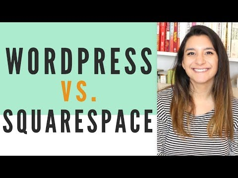WORDPRESS VS SQUARESPACE ●  PRICING, SUPPORT, MAINTENANCE, & MORE!