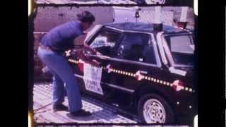 Honda Accord   1982   Frontal Crash Test   NHTSA   CrashNet1