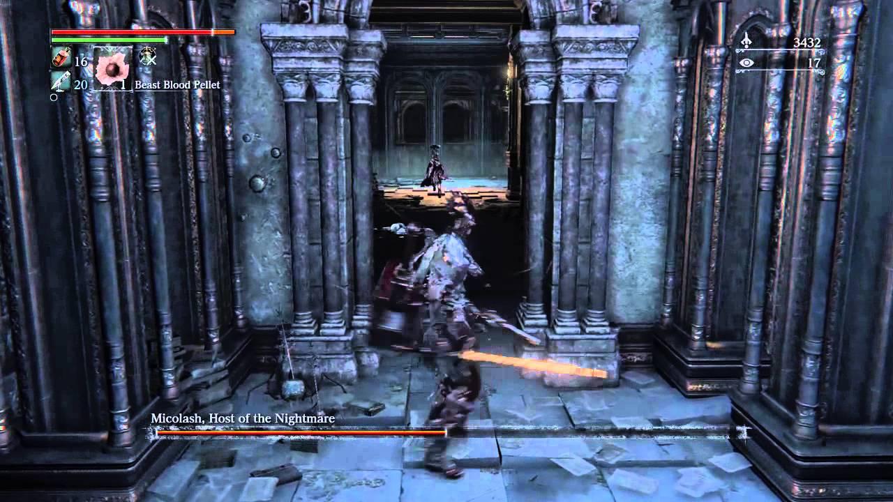 The Mystery Of Bloodborne's Beast Mode - Kotaku