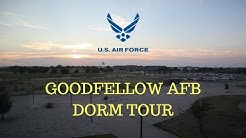 AIR FORCE FIREFIGHTING TECH SCHOOL DORMS| GOODFELLOW AFB