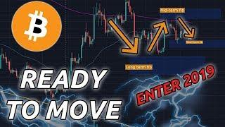 Bitcoin Ready To Move Going Into 2019 (BTC Analysis)