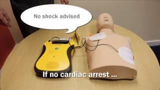 Defibtech Lifeline AED | defibshop