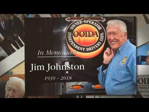 OOIDA's President & CEO Jim Johnson Passes Away