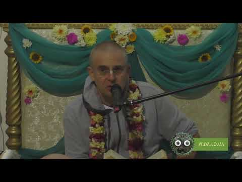 Бхагавад Гита 5.7 - Прабхавишну прабху