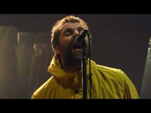 Liam Gallagher - For What It's Worth [Live at HMH, Amsterdam - 08-03-2018]