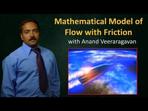 UQx HYPERS301x 4.2.2 Mathematical Model of Flow with Friction