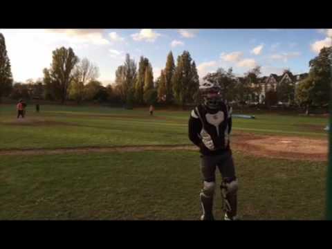 Essex Blades plays UCLU Capitals at Baseball (5/11/16)