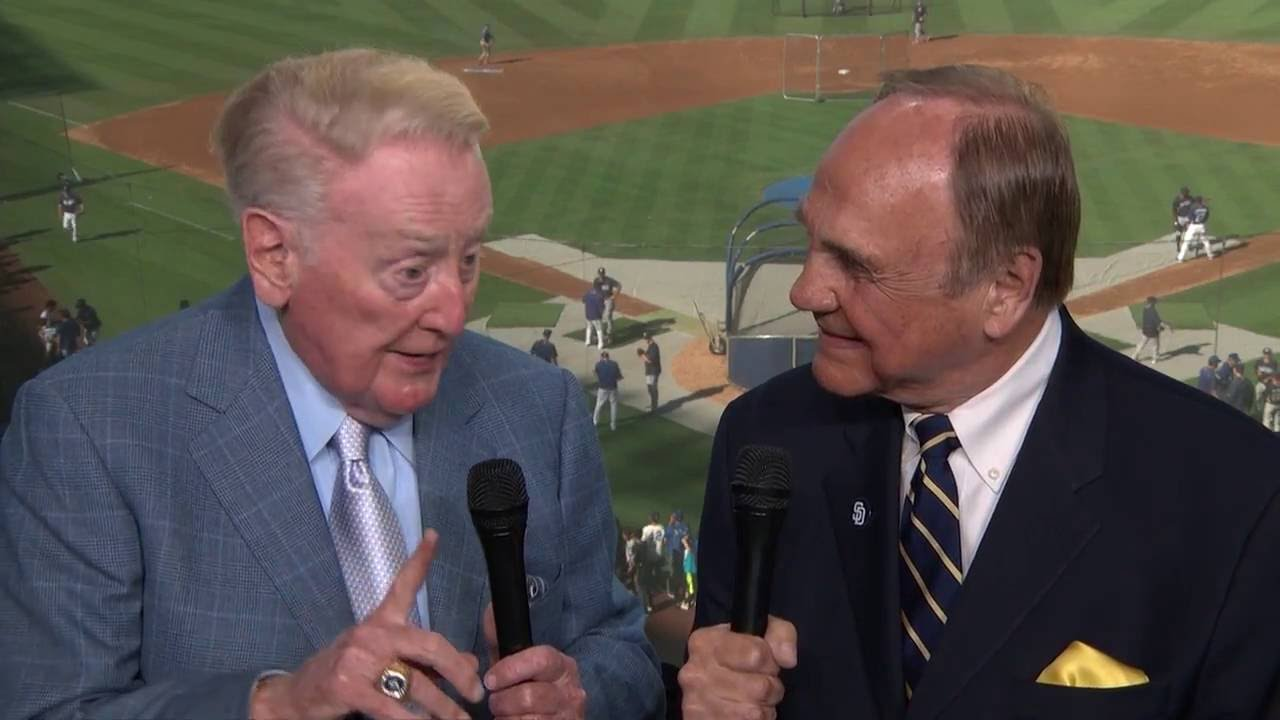Image result for dick enberg