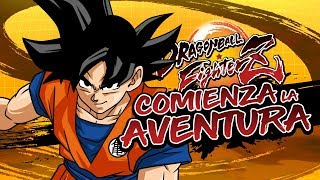 COMIENZA LA AVENTURA | Dragon Ball FighterZ #1