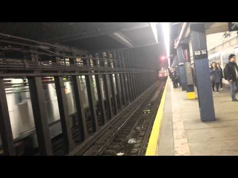 MTA New York City Subway: 68th Street Hunter College (IRT Lexington Avenue Line)