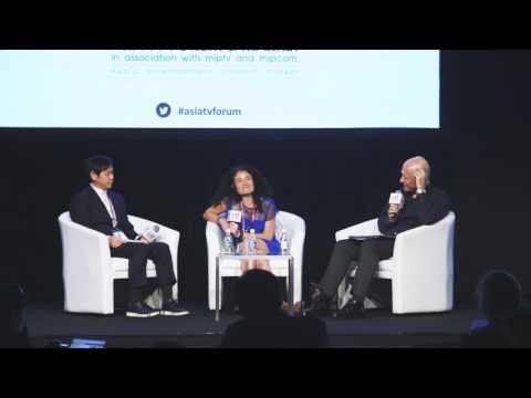 Asia TV Forum & Market 2016 - Cross Border Content Development