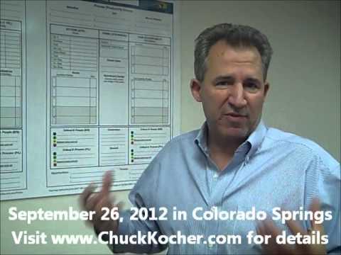 Mastering the Rockefeller Habits Workshop:  Colorado Springs - September 26, 2012