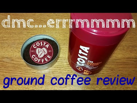 Costa Coffee For Cafetiere Filter Roast Ground Coffee