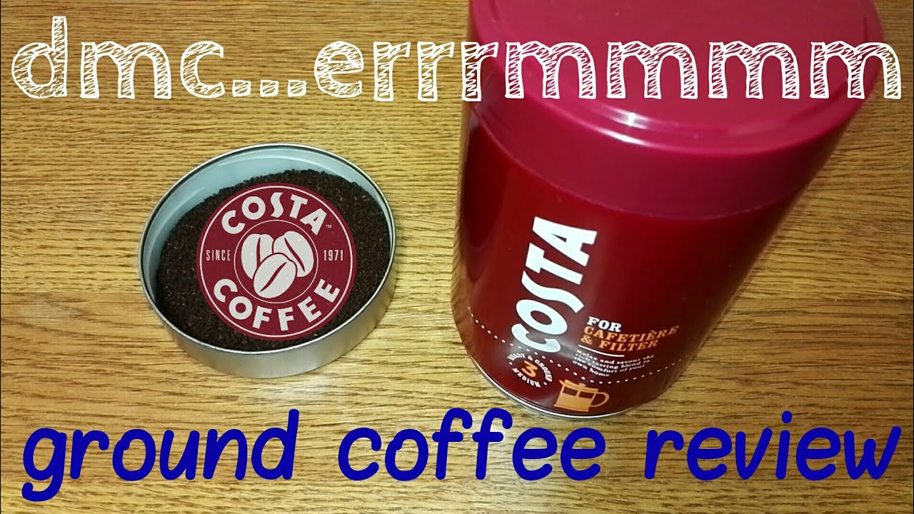 Costa Coffee For Cafetiere Filter Roast Ground Coffee Review