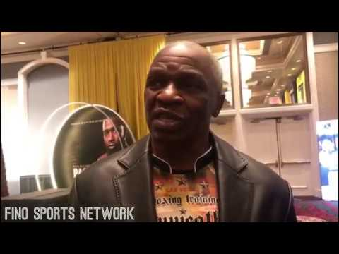 FLOYD MAYWEATHER: ADRIEN BRONER GONNA RUN! WON'T THROW PUNCHES VS MANNY PACQUIAO