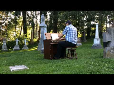 Rock of Ages, Cleft for Me - Hymn - Mason & Hamlin Reed Organ