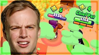 THE DIRTIEST MORTIS GAME i've ever played | Brawl Stars