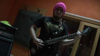 Ozzmium - Prey For Reign - Studio Diary