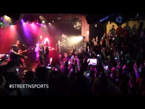 Kayna Samet, son concert à la Maroquinerie par Street N' Sports