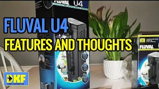 Fluval U4 Features And Thoughts