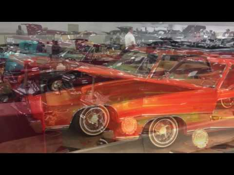 Best In The West Lowrider Show Ventura County Fairgrounds 3/12/17