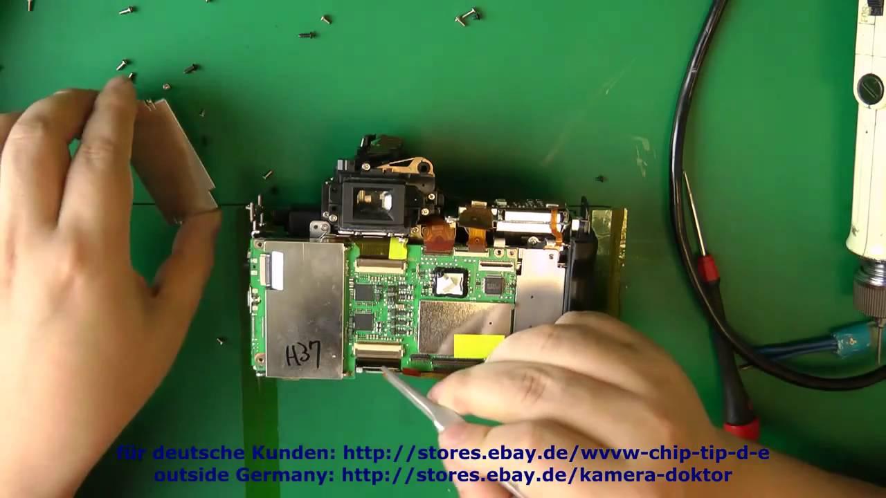 5V12 Reparatur Kameras Canon EOS 40D Verschluss 1 -Verschluss Umtausch -  camera Replace or Repair