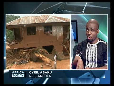 Africa Today on Sierra Leone Mudslide