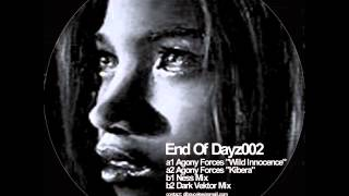 "AGONY FORCES ""Kibera"" (NESS MIX) END OF DAYZ 002 2013"