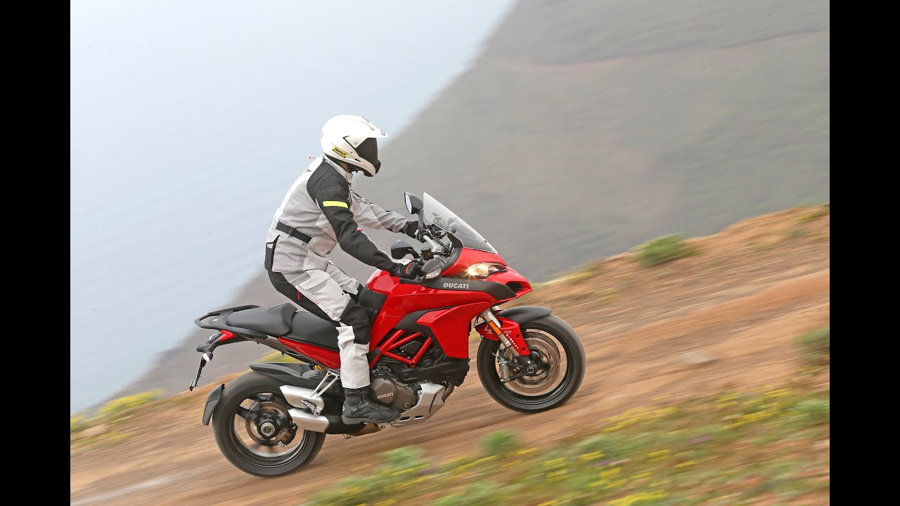 Ducati Multistrada 1200 2015 Test Moto.it