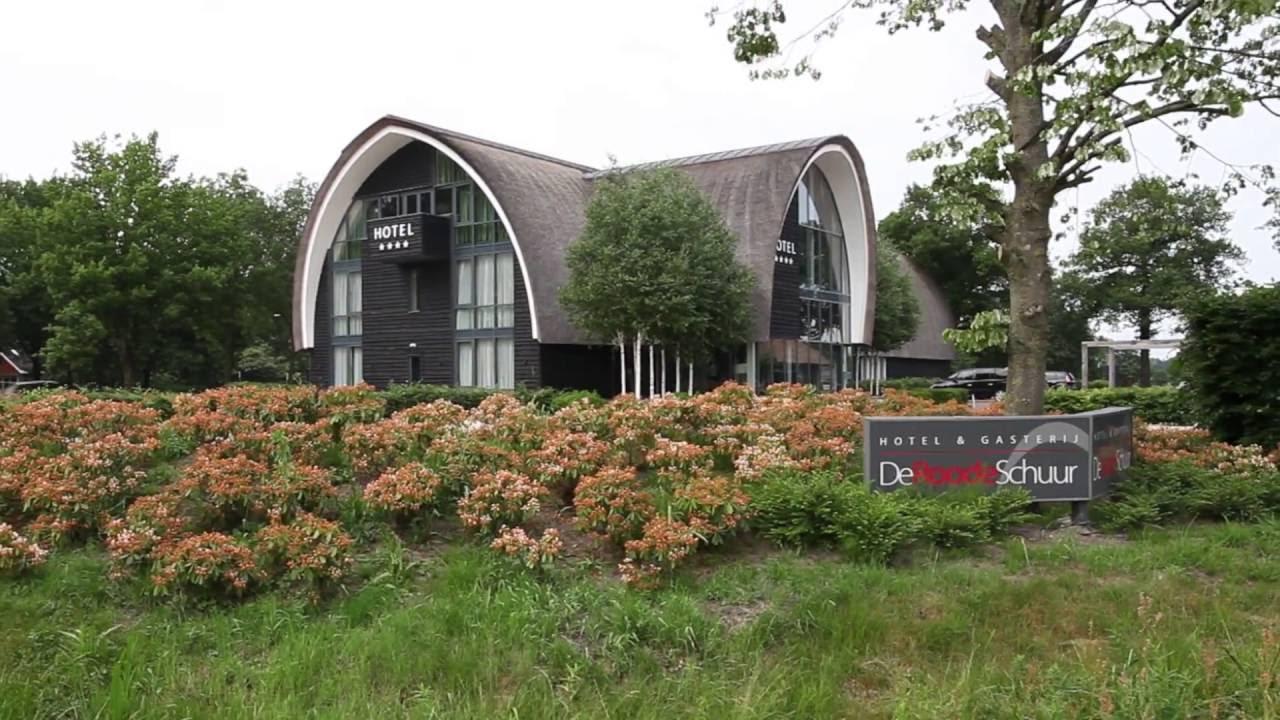 Roode schuur nijkerk for Designhotel de roode schuur