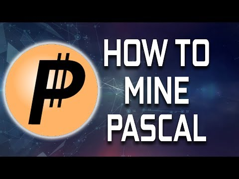 How To Mine Pascal Coin (Nvidia GPU)