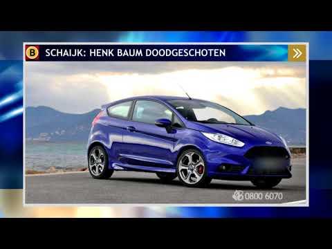 De 51-jarige Henk Baum uit Nistelrode werd 22 maart doodgeschoten in zijn auto langs de Rijksweg ...