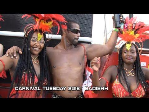 Carnival Tuesday 2018 - Badishh - Trinidad Carnival 2018