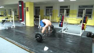 Рывок в сед 90 кг Андрей Бауэр