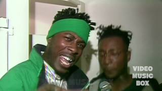 GZA and ODB of Wu-Tang Clan freestyle rare never before seen footage