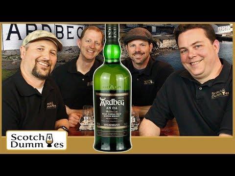 🥃Ardbeg AN OA  -  Islay Single Malt Scotch Whisky Review #147