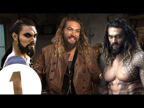 Jason Momoa On How Drogo Became Aquaman