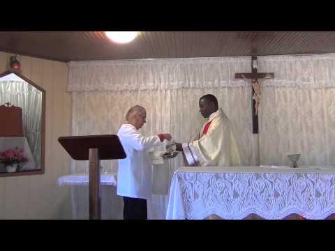 JESUS ONTEM, HOJE E SEMPRE E EM TODO LUGAR - MADRE - CABEÇUDA / LAGUNA