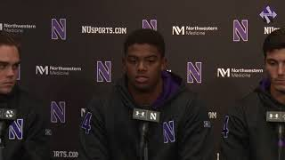 Football - Iowa Week Press Conference Sound Bites (10/16/17)
