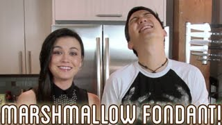 Marshmallow Fondant! Feast Of Fiction S2 Ep15