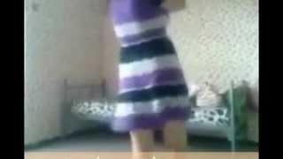 رقص يهبل في غرفة النوم keek dance