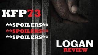 kfp73 logan spoiler movie review