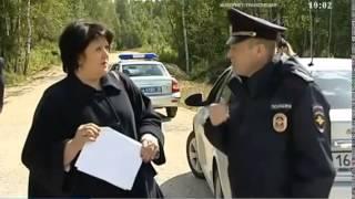 Жители посёлка Юкки митингуют против строительства трассы к ЖК «Черничная поляна»