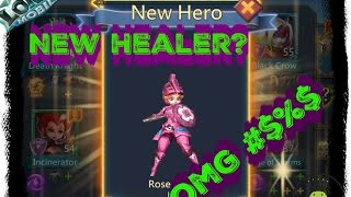 Lords Mobile: Rose Knight Hero Overview