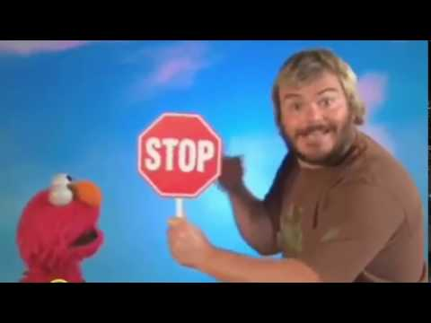 Jack Black THIS STOP SIGN IS AN OCTAGON (Ear Rape)