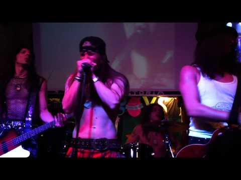 Nice Boys - Guns n Roses tribute band - yesterday - live